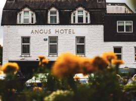 The Angus Hotel, hotel in Blairgowrie