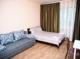 Улучшенные апартаменты Крылова 34, hotel in Novosibirsk