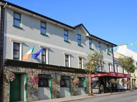 Commercial and Tourist Hotel, hotel near Florence Court, Ballinamore