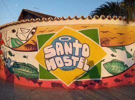 SantoHostel, hostel in Paraty