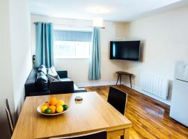 The Albany, apartment in Cardiff