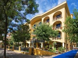 Hotel Vanni, hotell i Misano Adriatico