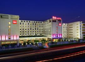 ibis New Delhi Aerocity - An AccorHotels Brand, מלון בניו דלהי