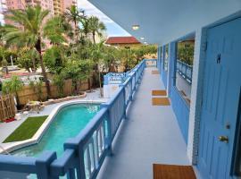 Hotel Motel Lauderdale Inn、フォート・ローダーデールのホテル