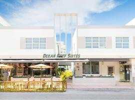 Ocean Reef Suites, Hotel in Miami Beach