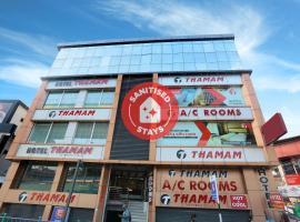 OYO 25093 Hotel Thamam, hotel near Aster Medcity, Kakkanad
