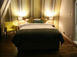Best Western Mornington Hotel Hyde Park, hotel in Bayswater, London