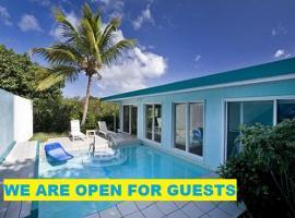 Pavilions and Pools Condo Villas, hotel near Cyril E. King - STT, Mandal
