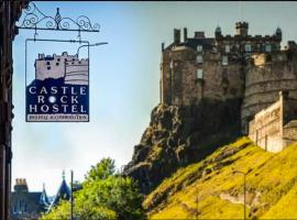 Castle Rock Hostel, budget hotel in Edinburgh