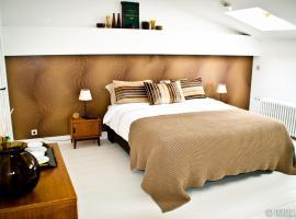 B&B House Ninety, hotel dicht bij: Louizalaan, Brussel