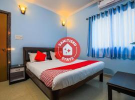 OYO 15626 The Sovva Hotel, hotel in Morjim