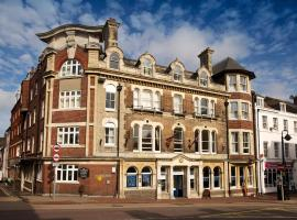 The Crown Hotel, hotel in Weymouth