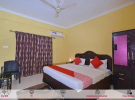 OYO 3723 Leela Inn, hotel en Candolim