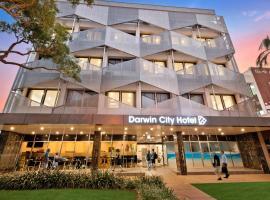 Darwin City Hotel, отель в Дарвине