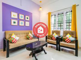 OYO Home 45296 Highness Apartment, hotel in Cochin