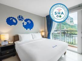 Kokotel Krabi Ao Nang, hotel v destinácii Ao Nang Beach