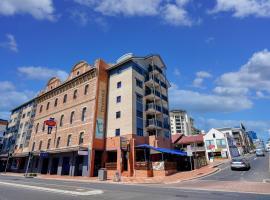 Central Brunswick Apartment Hotel, hotel in Brisbane