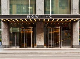 Row NYC at Times Square, hotel in New York