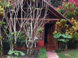 Hotel Villas Vista Arenal, hotel en Fortuna