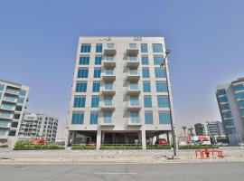 OYO 577 Home 215 Mag 555, hotel near Al Maktoum International Airport - DWC,