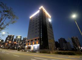 Gijang Hound Hotel Ilgwang, отель в Пусане