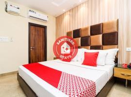 OYO 18377 Hotel City Top, отель в городе Джамму
