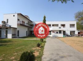 OYO 29211 Mehandi Bagh Palace, hotel in Alwar