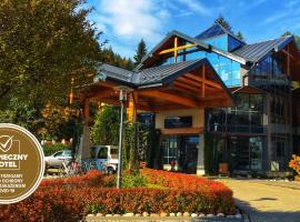 Hotel Czarny Potok Resort SPA & Conference – hotel w mieście Krynica Zdrój
