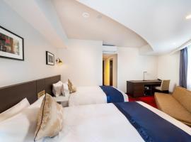 Viesnīca Best Western Hotel Fino Shin-Yokohama pilsētā Jokohama