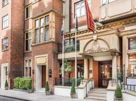 The Capital Hotel, Apartments & Townhouse, hotel in London