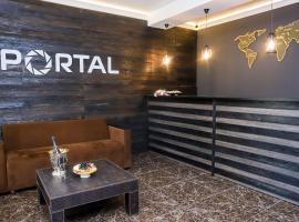 Hotel Portal, hotel in Maykop