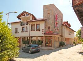 Family Hotel Silvestar, hotel in Veliko Tŭrnovo