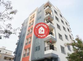 OYO Home 36276 Peaceful Stay Hinjewadi, apartment in Pune