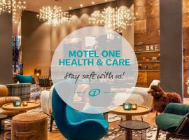 Motel One Glasgow, accessible hotel in Glasgow