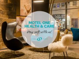 Motel One Manchester-Royal Exchange, hotel near Albert Square, Manchester