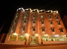 Sharah Mountains Hotel, hotel in Wadi Musa