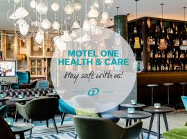 Motel One Amsterdam-Waterlooplein, hotel in Amsterdam City Center, Amsterdam