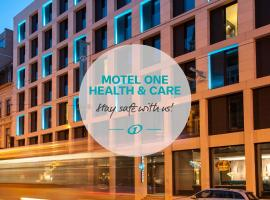 Motel One Brussels, hotel v Bruselu