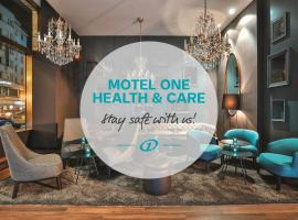 Motel One Prague-Florentinum, hotel in Prague