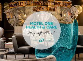 Motel One Paris-Porte Dorée, hotel near Paris - Le Bourget Airport, Paris