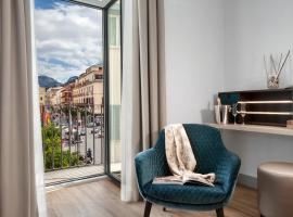 Elys Suites, budget hotel in Sorrento