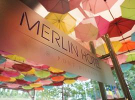 Merlin Hotel, hotel di Port Dickson