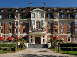 Hôtel Barrière Le Westminster, hôtel à Le Touquet-Paris-Plage