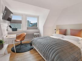 Beethovenhotel Dreesen - furnished by BoConcept, отель в Бонне