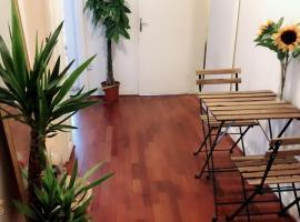 dongdong appartement, albergue en París