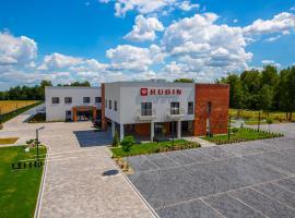 Hotel Rubin, hotel in Stara Blotnica