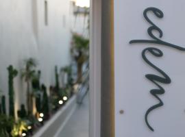 Edem Luxury Hotel, hotel in Oia