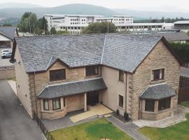 Victoria House Bed and Breakfast, hotel near Ben Nevis Whisky Distillery, Fort William