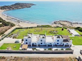 Nerida Beachfront Villas, villa in Plimmiri