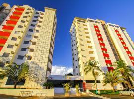 Villas diRoma Hotel, hotel em Caldas Novas